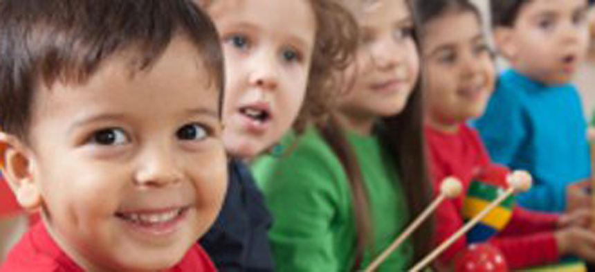 Geschichte zum thema abschied kindergarten