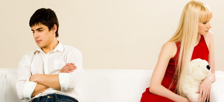 Mein Mann will eine Trennung, aber ich tu es nicht