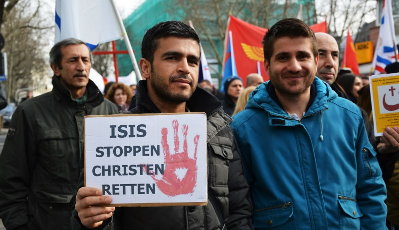 Christen In Syrien