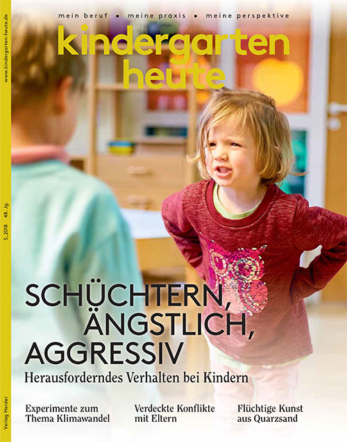 Aktuelle Ausgabe die aktuelle ausgabe des fachmagazins kindergarten heute