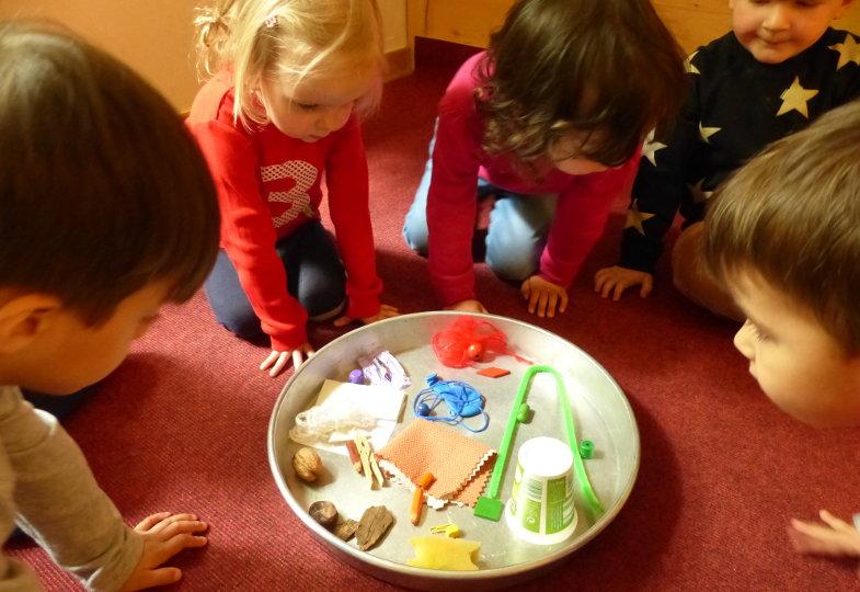Der Bildungsbereich ästhetische Bildung Kindergarten Heute
