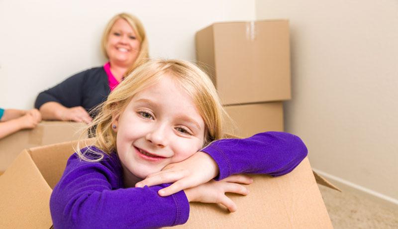 umzug mit kindern unser neues zuhause ist toll kizz. Black Bedroom Furniture Sets. Home Design Ideas