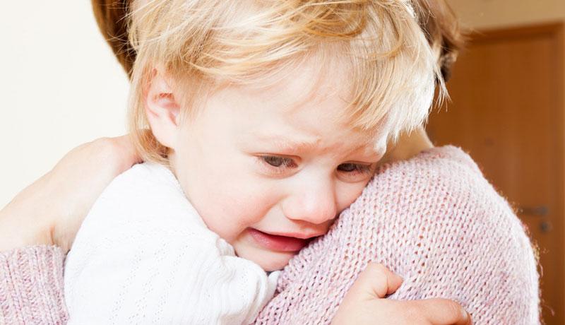 Trennungsängste Bei Kindern Bitte Geh Nicht Weg Kizz