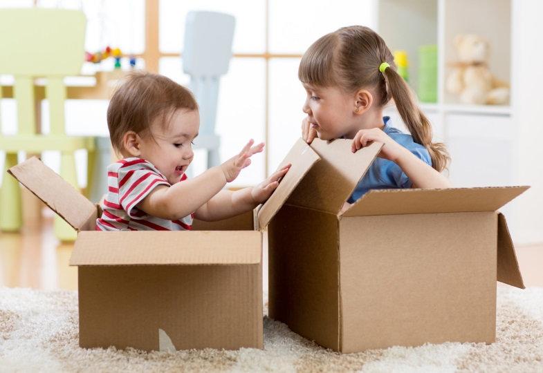 Spiele Für Kinder Unter 3 Praxisideen Kleinstkinder