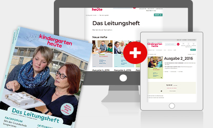 Leitungsheft - Kombinationsabonnement zu Digital Abonnement