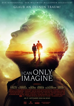 Filmplakat I Can Only Imagine