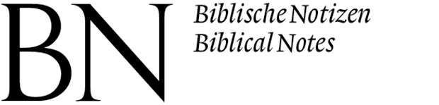 Biblische Notizen