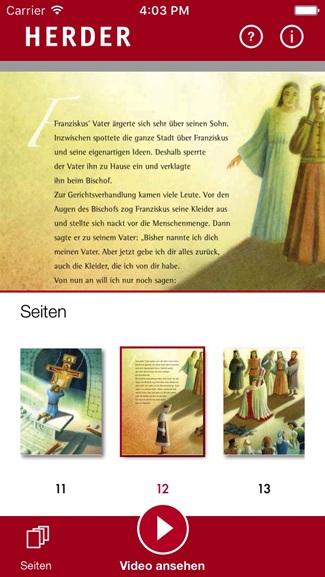 Der heilige Franziskus 2