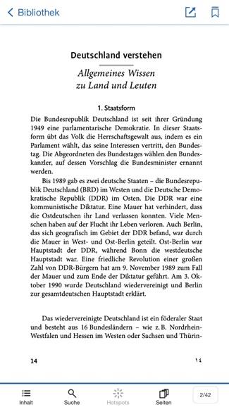 Deutschland - Erste Informationen für Flüchtlinge 3