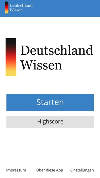 Deutschland Wissen 1