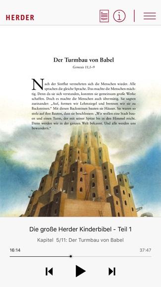 Die große Herder Kinderbibel 2
