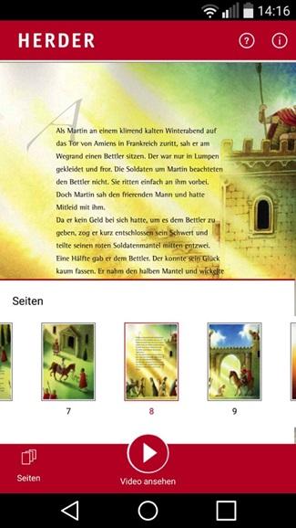 Die Legende vom heiligen Martin 2