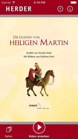 Die Legende vom heiligen Martin 1