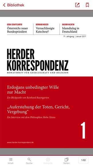 Herder Korrespondenz 3