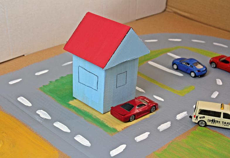 Autos im Karton 2