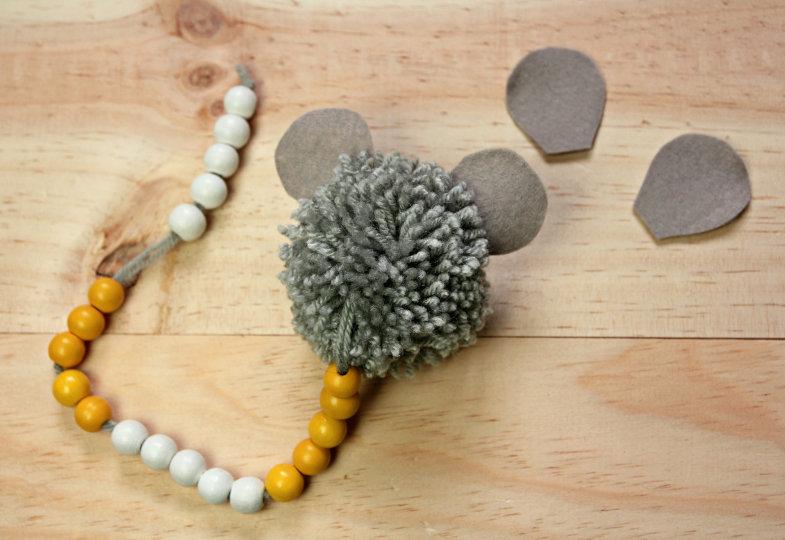 Da beißt die Maus die Perle ab