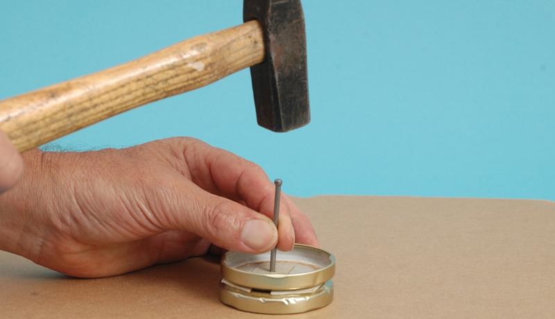 Die Zeit verinnt im Marmeladenglas: Lustige Sanduhr 1