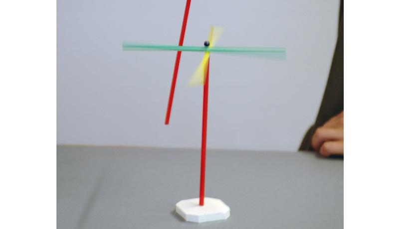 Elektrostatik: Elektrisches Karussell 4