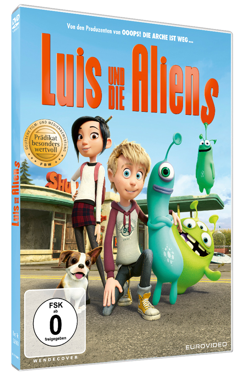 Gewinnspiel: Wir verlosen Sets von LEGO DUPLO und Luis und die Aliens