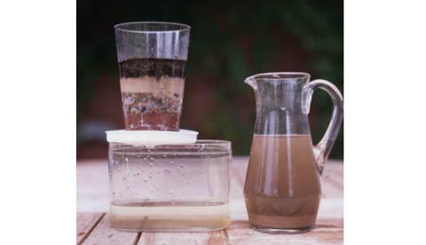 Kläranlage Marke Eigenbau: So wird Wasser sauber 2