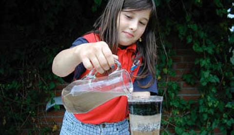 Kläranlage Marke Eigenbau: So wird Wasser sauber 3