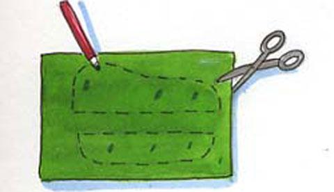 Reaktionsspiel aus einer Grillzange: Schnappi, das Krokodil 2