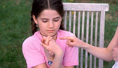 Tastsinn auf die Probe gestellt: Krabbelfinger und Doppelnase 3