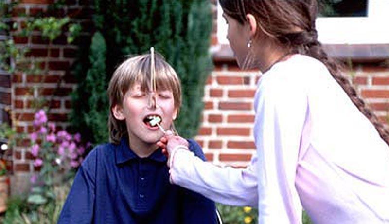 Zunge und Nase im Test: Ohne Riechen kein Geschmack 1