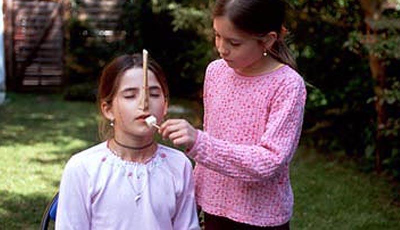 Zunge und Nase im Test: Ohne Riechen kein Geschmack 2