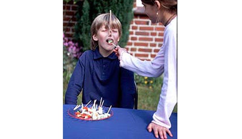 Zunge und Nase im Test: Ohne Riechen kein Geschmack 3