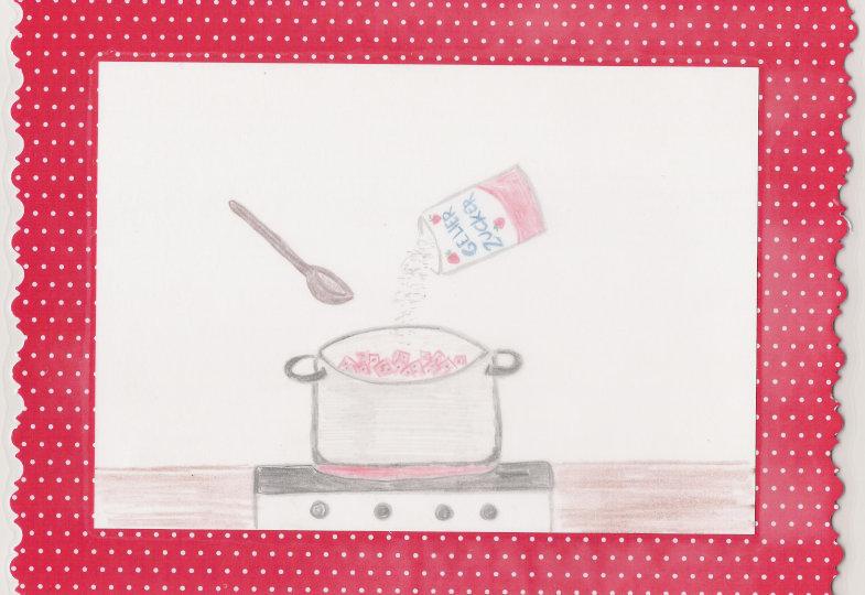 Waschen, schneiden kochen: Mit Kleinstkindern Marmelade machen