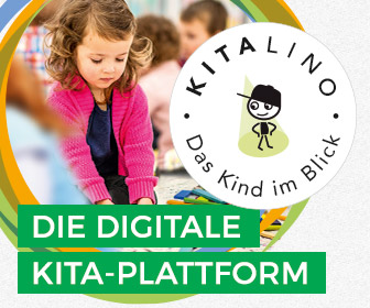 Anzeige: Kitalino. Die digitale Kita-Plattform