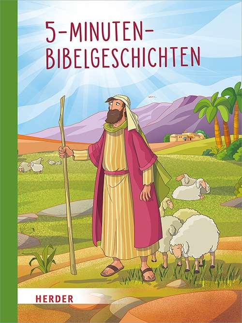5-Minuten-Bibelgeschichten :