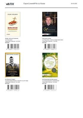 Bücher für zu Hause
