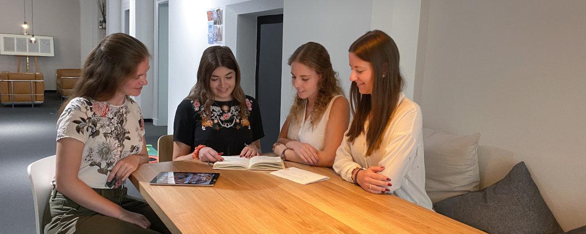 Ausbildung machen im Verlag Herder