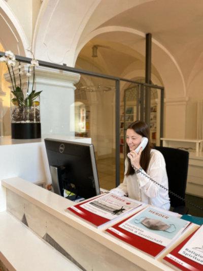 Kaufleute für Büromanagement: Ausbildung im Verlag Herder