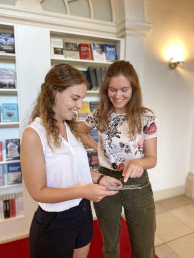Medienkaufleute Print & Digital: Ausbildung im Verlag Herder
