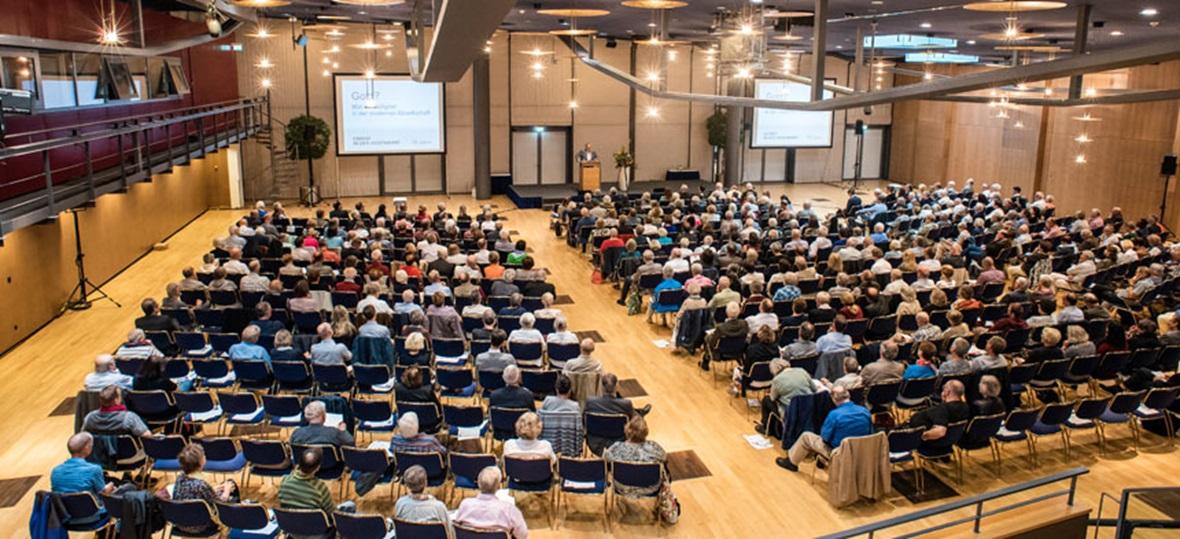 70 Jahre CHRIST IN DER GEGENWART