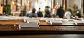 Auch 2017 ist die Zahl der Kirchenaustritte sehr hoch gewesen.