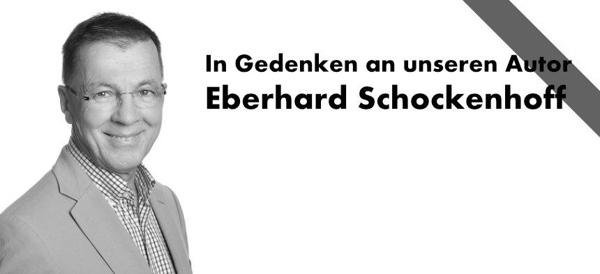 Zum Tod von Eberhard Schockenhoff