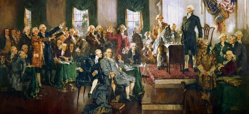 Die Entstehung der amerikanischen Nationalstaaten – Amerika bis 1900