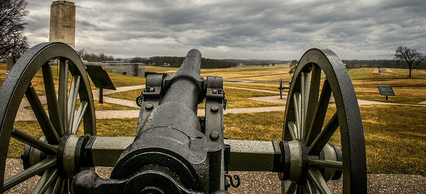 Der Bürgerkrieg in den USA