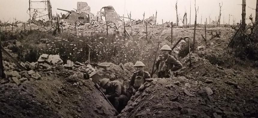 Der 1. Weltkrieg