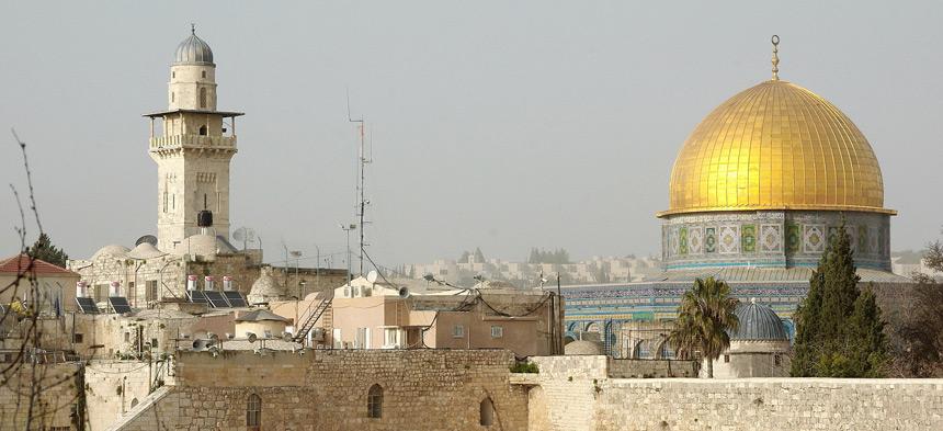 Der arabisch-israelische Konflikt seit dem Ende des Kalten Kriege