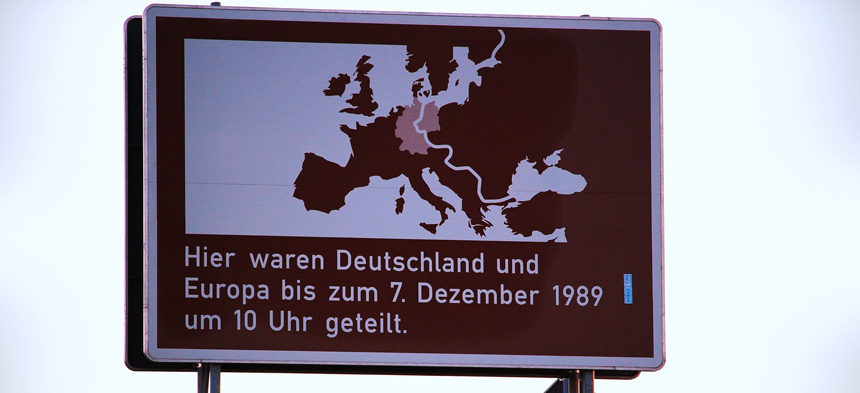 Deutschland nach dem Kalten Krieg
