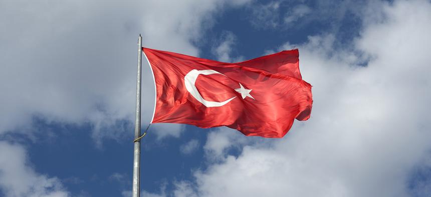 Die Entstehung der Türkei