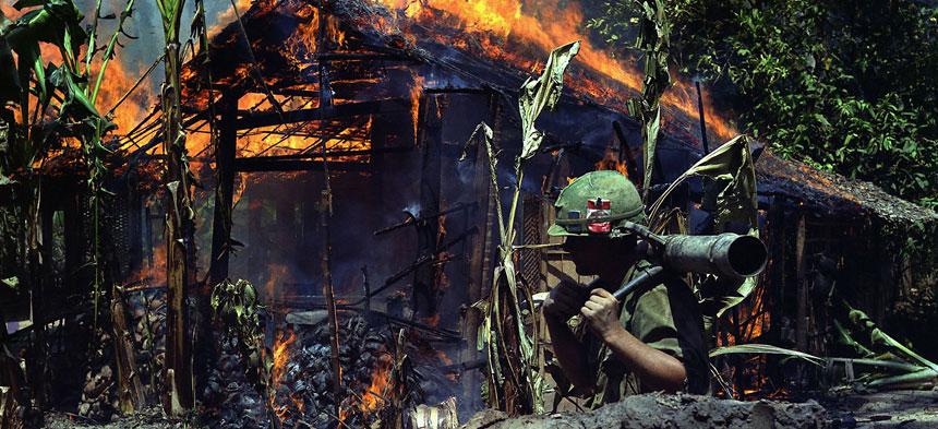 Die Kriege in Korea und Vietnam
