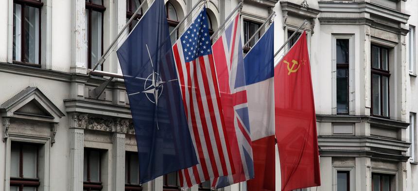 Die Welt seit dem Ende des Kalten Krieges