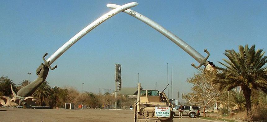 Irak nach dem Ende des Kalten Krieges