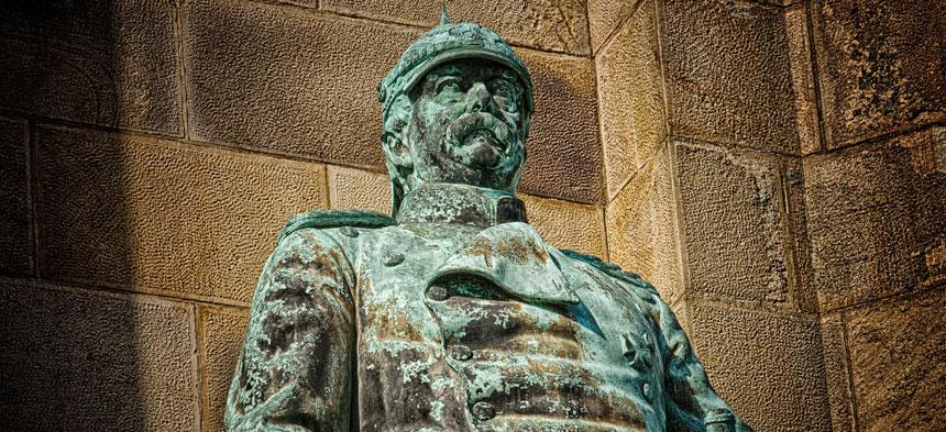 Nach Bismarck: Das europäische Bündnissystem zerbricht